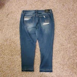 Love Indigo Jeans - Love Indigo Ankle Jean